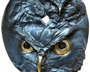 Beauty of Animals-Owl, awers