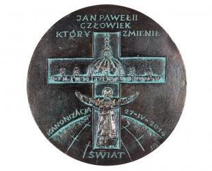 """Stanisław Biżek - """"Jan Paweł II. Człowiek, który zmienił świat"""",..."""