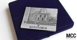 Medal dla Muzeum Stutthof