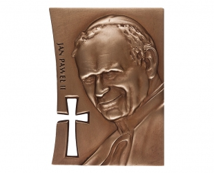 """Krzysztof Jakubik - """"Człowiekowi, który odważył się być świętym""""..."""